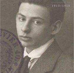 Lamentations of Youth: The Diaries of Gershom Scholem, 1913-1919 by Gershom Scholem