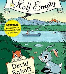 Half Empty Paperback by David Rakoff