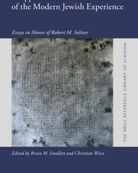 Reappraisals and New Studies of the Modern Jewish Experience: Essays in Honor of Robert M. Seltzer