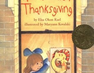 Rivka's First Thanksgiving by Elsa Okon Rael