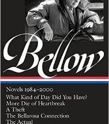 Saul Bellow: Novels 1984-2000
