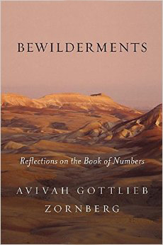 Bewilderments: Reflections on the Book of Numbers by Avivah Gottlieb Zornberg