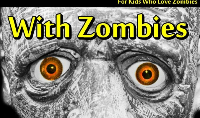 The Passover Story With Zombies: For Children Who Love Zombies by Rachel Mintz and David Levin
