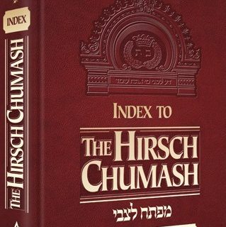 Index to the Hirsch Chumash by David H. Kerschen