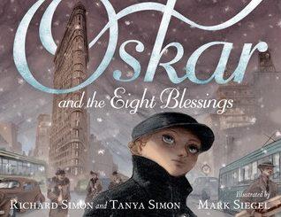 Oskar and the Eight Blessings by Richard Simon