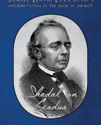 Shadal on Exodus: Samuel David Luzzatto's Interpretation of the Book of Shemot