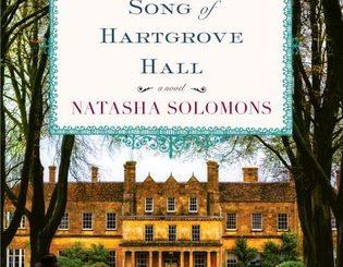 The Song of Hartgrove Hall by Natasha Solomons