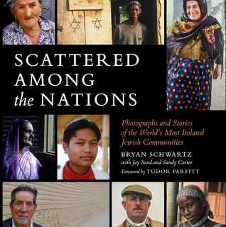 Scattered Among The Nations by Bryan Schwartz
