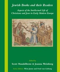Jewish Books and their Readers (edited) by Scott Mandelbrote