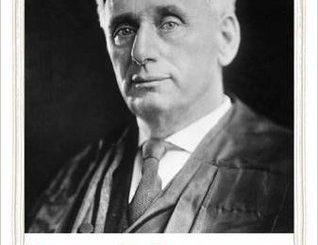 Louis D. Brandeis: American Prophet by Jeffrey Rosen