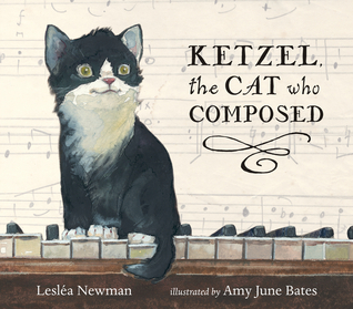 New Podcast: Ketzel, the Cat Who Composed by Lesléa Newman