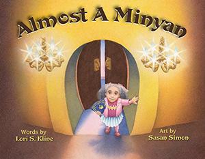 Almost a Minyan by Lori S. Kline