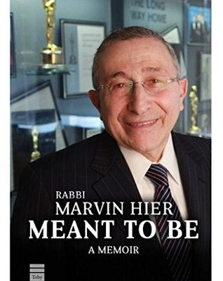 Meant to Be: A Memoir by Marvin Hier