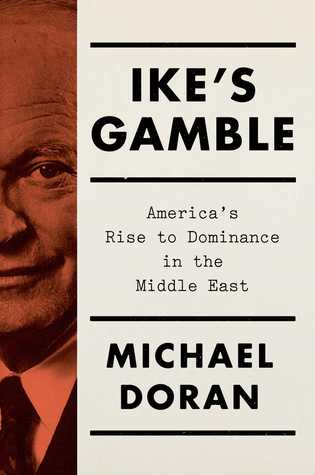 Cover for Ike's Gamble by Michael Doran