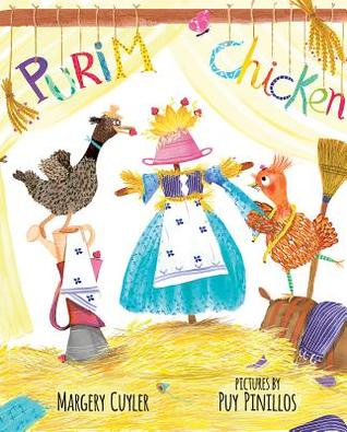 Purim Chicken by Margery Cuyler