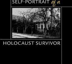 Self-Portrait of a Holocaust Survivor by Werner Weinberg
