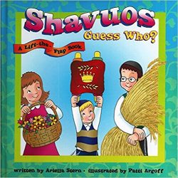 Cover for Shavuos Guess Who? by Arielle Stern