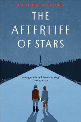 Cover for The Afterlife of Stars by Joseph Kertes