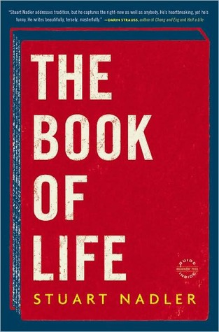 Cover for The Book of Life by Stuart Nadler