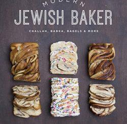 Modern Jewish Baker: Challah, Babka, Bagels & More by Shannon Sarna