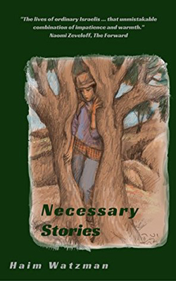 Cover for Necessary Stories by Haim Watzman