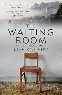 Cover for The Waiting Room by Leah Kaminsky