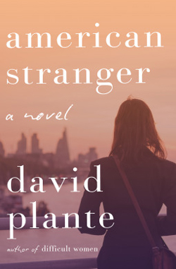 Cover for American Stranger by David Plante