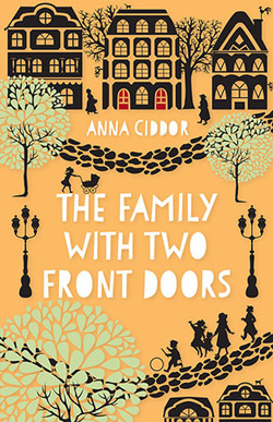 Cover for The Family With Two Front Doors by Anna Ciddor
