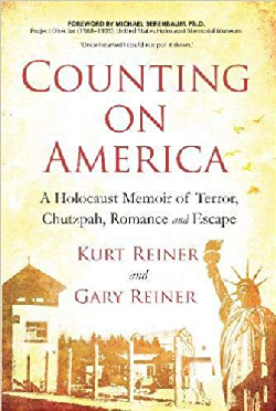 Counting on America by Gary Reiner and Kurt Reiner