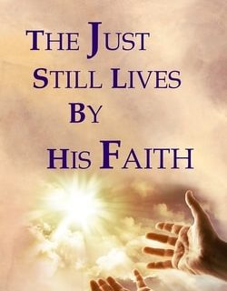 The Just Still Lives by His Faith by Eliyahu Munk