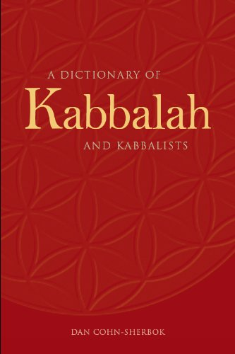 A Dictionary of Kabbalah and Kabbalists by Dan Cohn-Sherbok