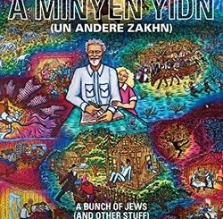 A Minyen Yidn (un Andere Zakhn): A Bunch of Jews (and other stuff) by Trina Robbins