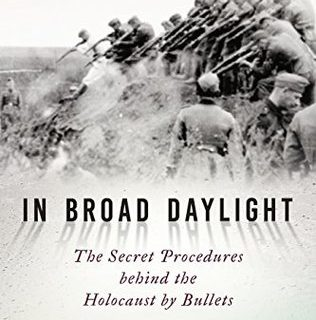 In Broad Daylight: The Secret Procedures behind the Holocaust by Bullets by Patrick Desbois