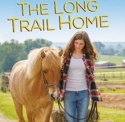 The Long Trail Home by Amber J. Keyser and Kiersi Burkhart