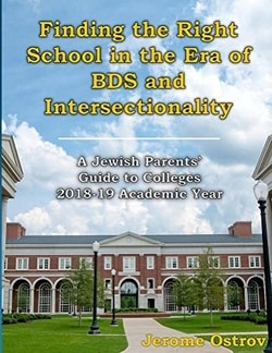Finding the Right School in the Era of BDS and Intersectionality by Jerome Ostrov