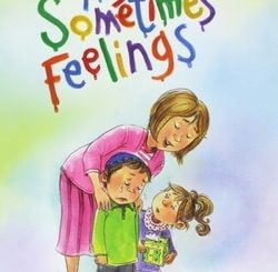 My Sometimes Feelings by Leah Rubabshi