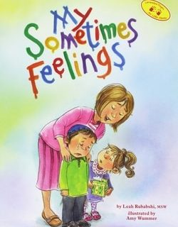 My Sometimes Feelings by Leah Rubabshi