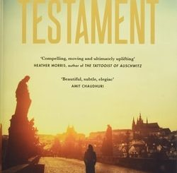 Testament by Kim Sherwood