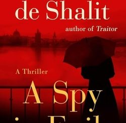 A Spy in Exile by Jonathan de Shalit