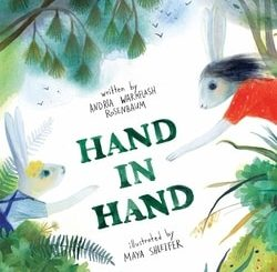 Hand in Hand by Andria Warmflash Rosenbaum