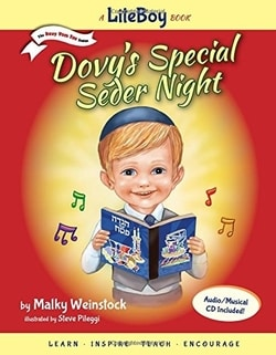 Dovy's Special Seder Night by Malky Weinstock