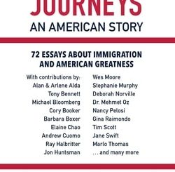 Journeys: An American Story by Andrew Tisch & Mary Skafidas