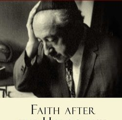 Faith After the Holocaust by Eliezer Berkovits