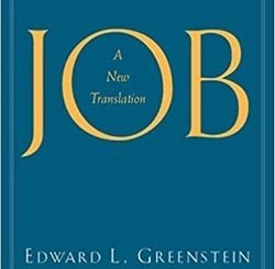 Job: A New Translation by Edward L. Greenstein
