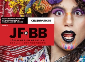 25 Years Jewish Film Festival Berlin & Brandenburg by Nicola Galliner