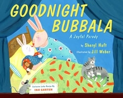 Goodnight Bubbala by Sheryl Haft