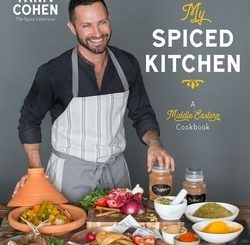 My Spiced Kitchen: A Mid­dle East­ern Cookbook by Yaniv Cohen