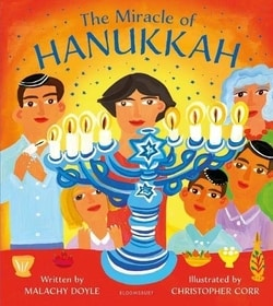 The Miracle of Hanukkah by Malachy Doyle