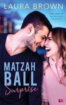Matzah Ball Surprise by Laura Brown