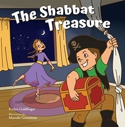 The Shabbat Treasure by Evelyn Goldfinger